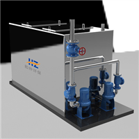 厂家直销 提升式不锈钢油水分离器 餐饮隔油池环保饭店用污水处理器