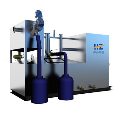 厂家直销 全自动不锈钢油水分离器 餐饮隔油池环保饭店用污水处理器