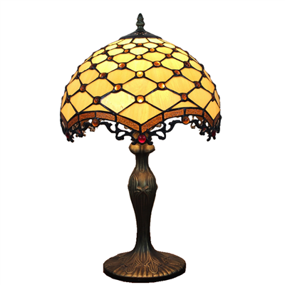 TL120003 Tiffany Table Lamp Home Decoration