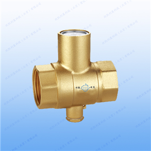 XKL602铜制测温锁闭球阀