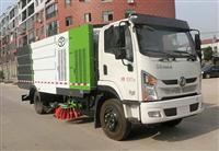 东风天然气NG国六排放洗扫车