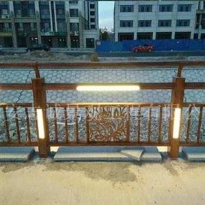 蘭州燈光護欄