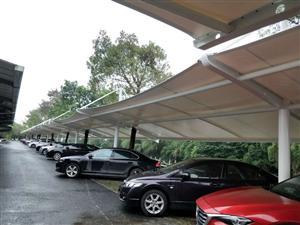 日照膜结构车棚_威海膜结构车棚_滨州膜结构车棚