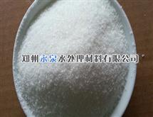 阴离子聚丙烯酰胺优点