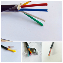 MHYVP二芯矿用信号电缆报价