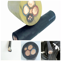 YZW中型橡套软电缆