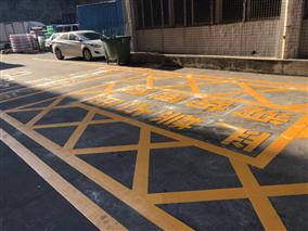 深圳道路划线大型施工哪家好   安全设施