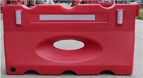 吹塑水马交通设施1300×650(mm)