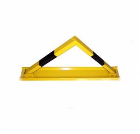 外挂三角手动车位锁
