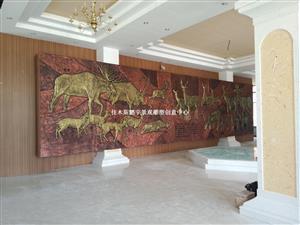 鹤岗玻璃钢仿铜浮雕壁画价格