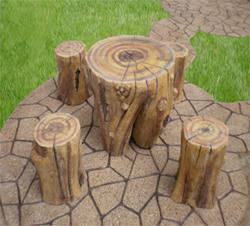 仿木小品雕塑首选佳木斯景观雕塑