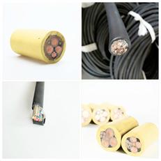 重型橡套软电缆YCW3*50+1*16