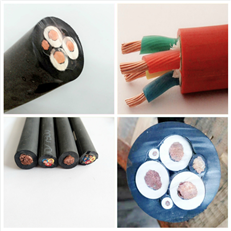YZW-3*4橡套软电缆