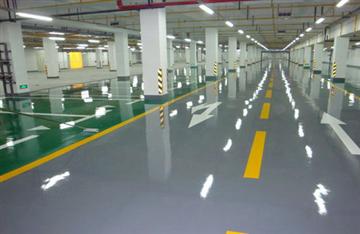 深圳停车场冷涂标线,中路达施工厂家