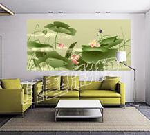 佳木斯墙体手绘