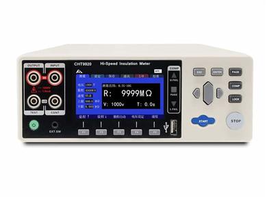 CHT9920高精度绝缘电阻测试仪