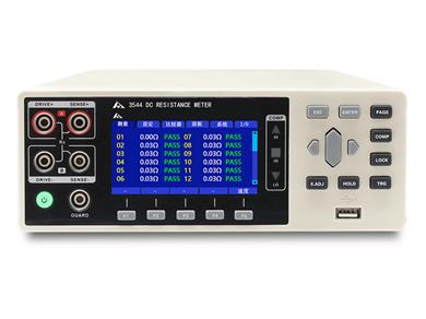 CHT3544多路直流电阻测试仪(12路/24路)