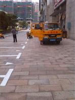 道路劃線、停車場車位劃線工程施工