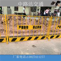 新型锌钢基坑护栏