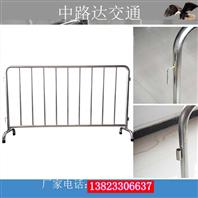 深圳不銹鋼鐵馬護欄