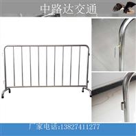 深圳不锈钢铁马护栏厂家