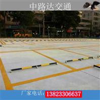 停车场道路划线工程