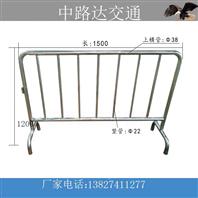 惠州不锈钢铁马护栏
