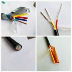 KVVP32屏蔽钢丝铠装控制电缆