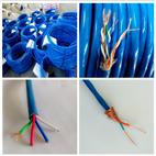 MHYVR 1×2×7/0.37矿用通信电缆