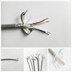 普通铁路信号电缆PTY22 4*1.0