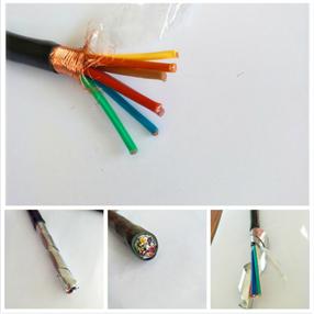 钢带铠装铁路信号电缆PTY22