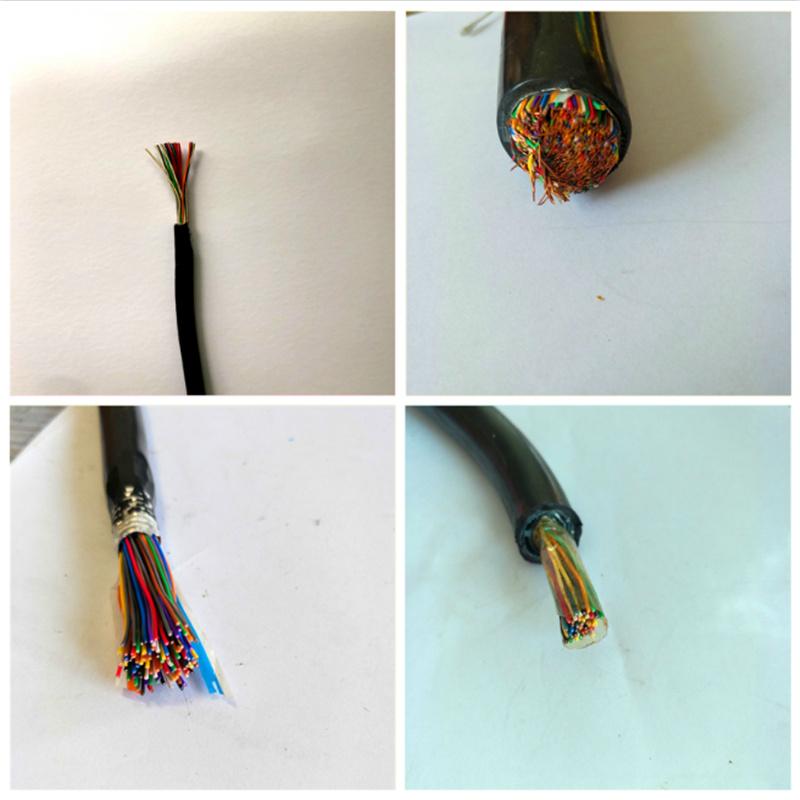MHYVP-1*3*0.75-矿用通信电缆