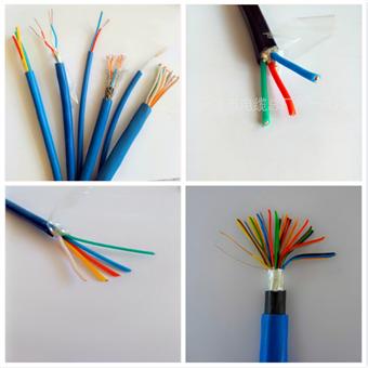 MHYVRP 1×2×7/0.37仪表用屏蔽软电缆