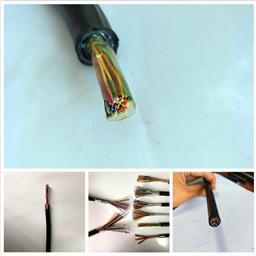 RVVP屏蔽软电缆2*2.5厂家供应