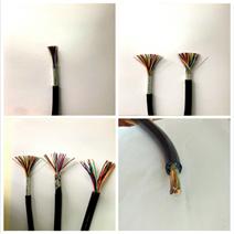 RVVP 4芯4色屏蔽电缆