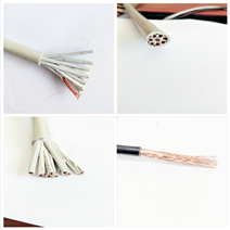 RVV通信用阻燃软电缆
