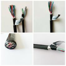铠装同轴电缆SYV22-50-9射...