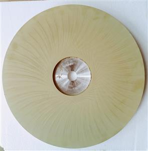 尖晶抛光盘水晶抛光盘厂家直销各种直径宝石专用抛光盘金刚石抛光盘打磨抛光宝石
