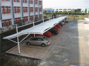 永州岳阳怀化源卡多膜结构车棚制造厂商
