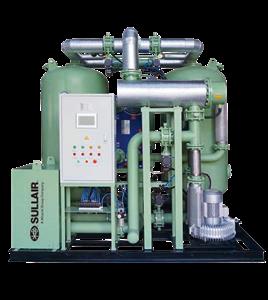 SPB系列 鼓风加热再生吸附式干燥机