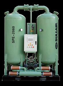 SPR /SPE(无热/微热)系列 再生吸附式干燥机