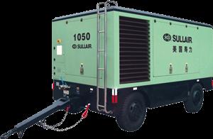 750XH-1050中低压系列柴油机移动式螺杆空压机