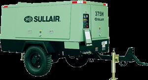 寿力375-425 T3 中低压系列柴油移动螺杆机