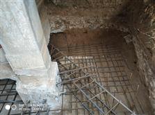 廣西玉林樓房傾斜與基礎加固工.