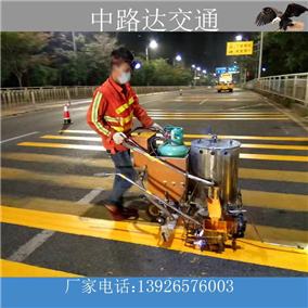 龙华市政道路施工,道路划线专业施工团队