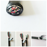 KVVP 8*1.59*1.0铜芯节制电缆
