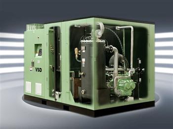 LS160-280系列固定式螺杆空压机