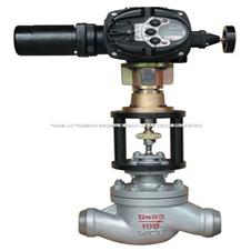 T961H电动高压焊接调节阀