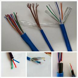 矿用屏蔽信号电缆MHYVP2*1.0