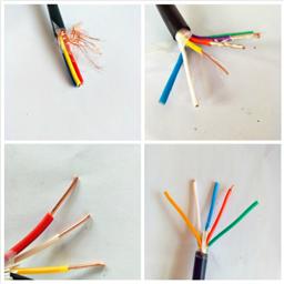 软电缆-RVVP屏蔽电缆